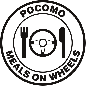 PoCoMo Meals on Wheels logo